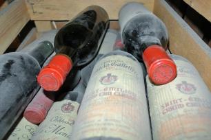 Ältere Raritäten aus den französischen Weingütern der Neippergs.