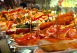 Tapas und Pinchos in Bar in Barcelona