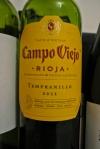 Tempranillo aus Spanien von Rewe