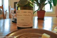 2006 Vin Jaune aus Châton-Chalon produziert von Desiré Petit.